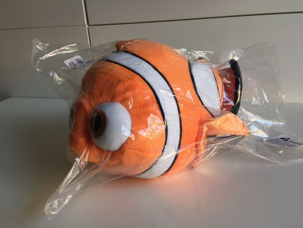 Nowa maskotka rybka NEMO duża 38 cm Disney