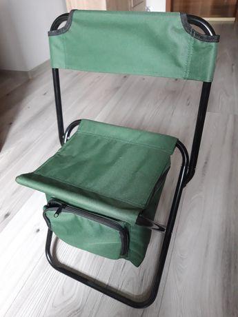 Krzesło składane turystyczne