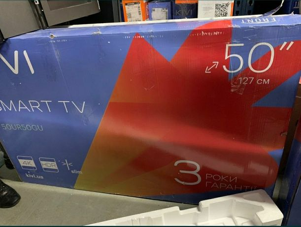 Телевизор киви 50