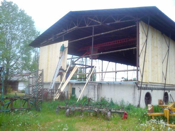 Skup stodół, stare deski, belki konstrukcyjne, rozbiórki, drewno stare