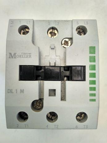 Контактор , пускатель Moeller DIL 1M (немецкий) c катушкой 230V 55А