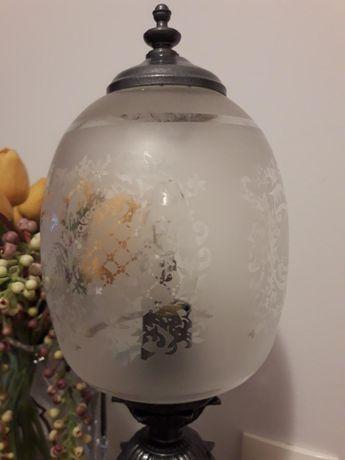 Globos em vidro trabalhado vintage