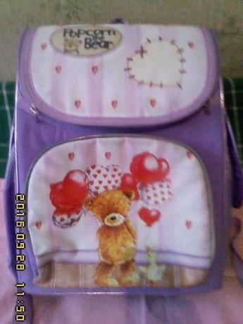 Рюкзак-ранец детский (для девочек)