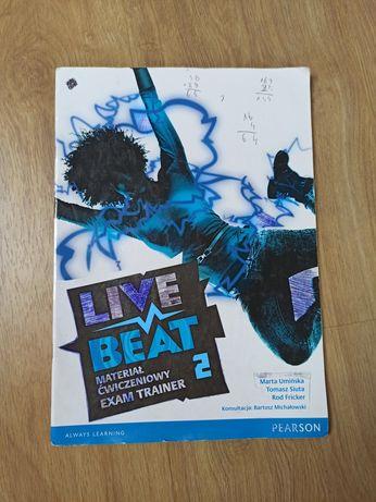 Live beat 2 exam trainer język angielski