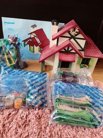 Playmobil. Leśny domek