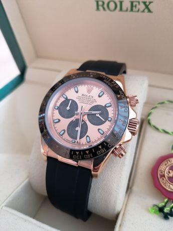 Zegarek Rolex Daytona Rose Gold z pudełkiem