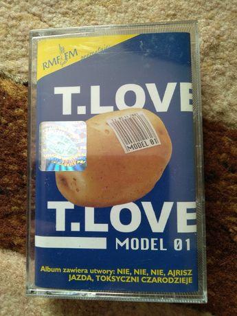 T.Love. Model 01. Kaseta magnetofonowa