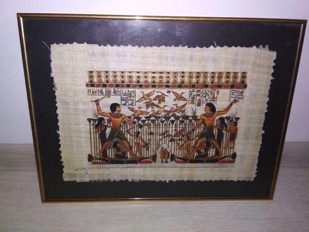 Obraz egipski papirus 30x40