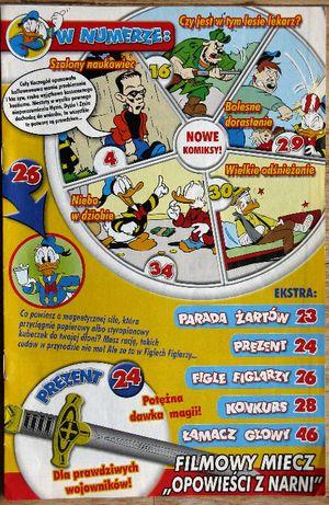 komiksy kaczor donald