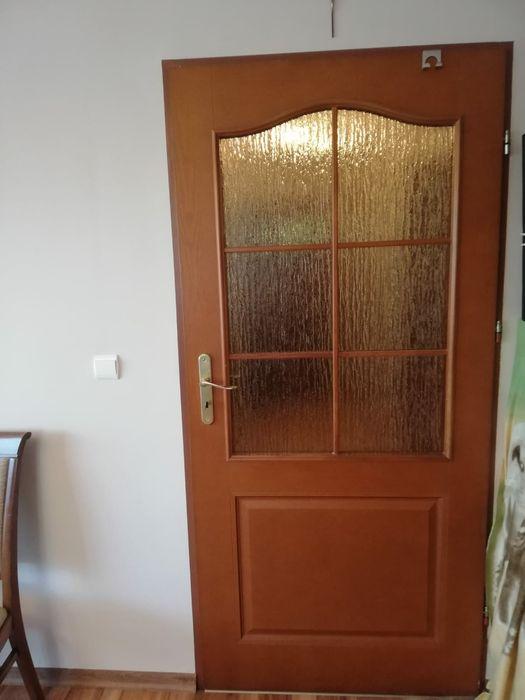 Drzwi wewnętrzne 90 z szybą l Piątkowa - image 1