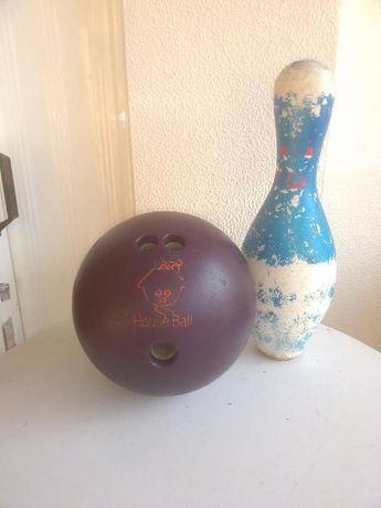 Bowling para decoração