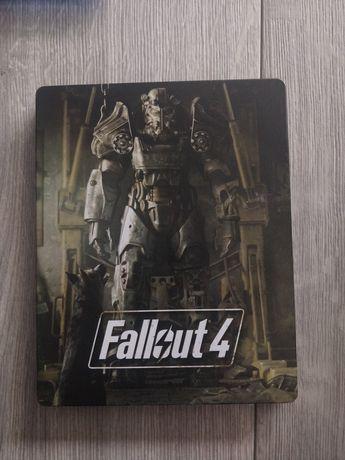 Fallout 4 PS4 + STEELBOOK +gratisy