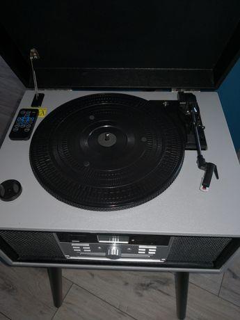 Nowoczesny radio - gramofon