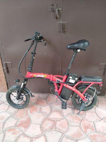 Электро велосипед SUMAD складной 14 .