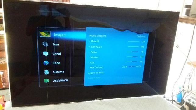 Peças Para Lcd Samsung UE46D6530 Smart Tv 3D