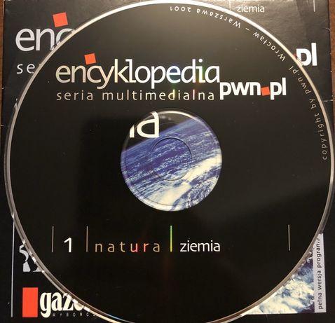 Encyklopedia PWN - Ziemia CD-ROM