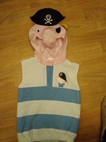 Свинка Пеппа Пират на 3- 5 лет