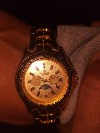 Relógio de homem romano