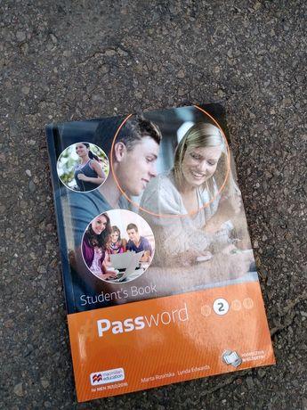 Password podręcznik język angielski