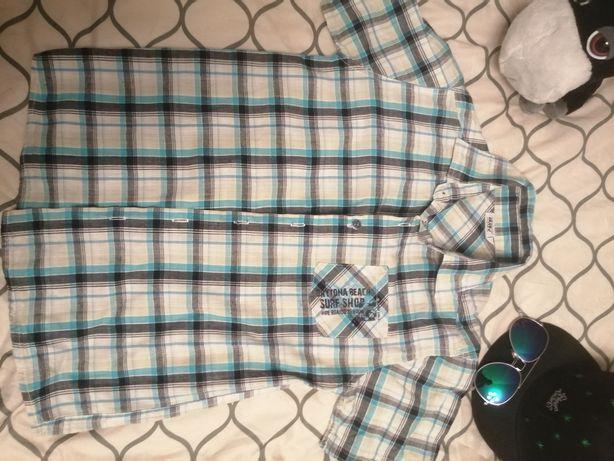 Koszula chłopięca rozmiar 134
