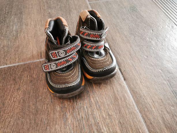 Buty chłopięce trapery trzewik 21