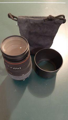 Obiektyw Sigma 70-300 APO DG Macro do Nikona