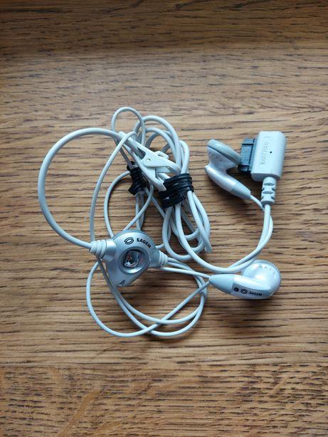 Słuchawki do telefonu Sagem. Nieużywane