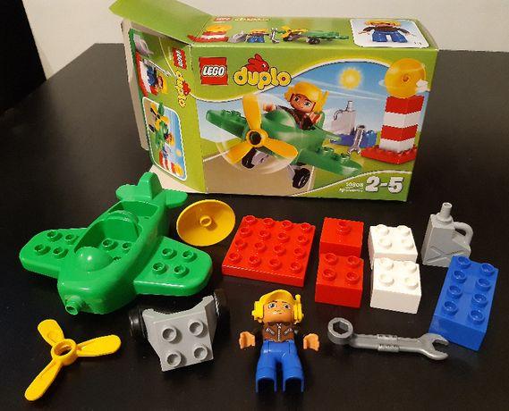 LEGO Duplo - Mały samolot 10808