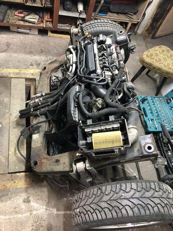 Smart 451 silnik 800 CDI