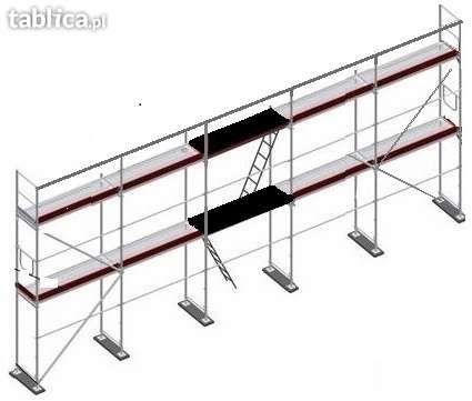 Rusztowanie Rusztowania typu Plettac sprzedam tanio 100 m2