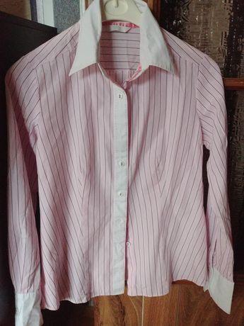 Różowa koszula Marks Spencer