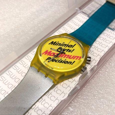 Relógio Swatch GJ900, Novo, Nunca Usado na caixa