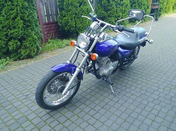 Kawasaki eliminator 125 zamiana zamienię na motocykl quad cross prl