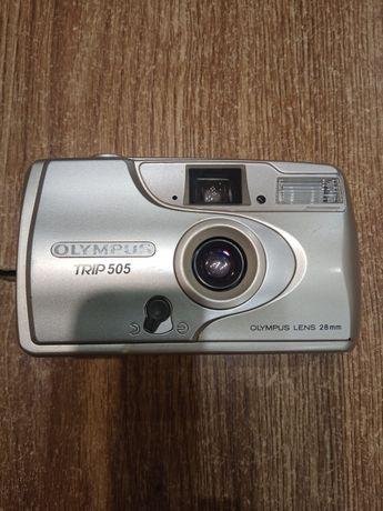 Продам плёночный фотоаппарат Olimpus