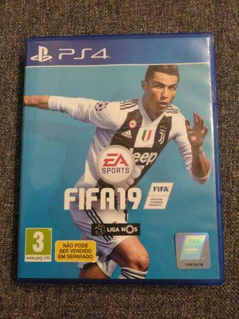 FIFA 19 PS4 com selo IGAC