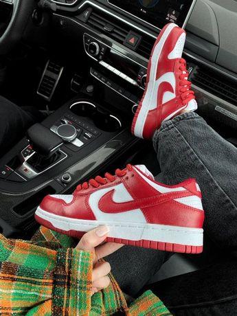 Jordan 1 Retro Low Red