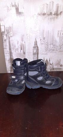 Ботинки для мальчика демисезон- еврозима
