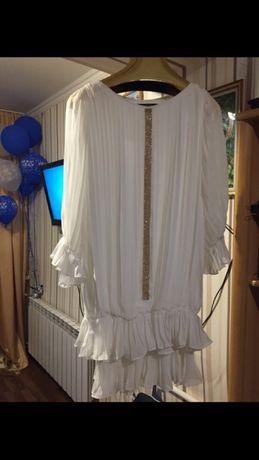 Платье праздничное для девушек и девочек:)