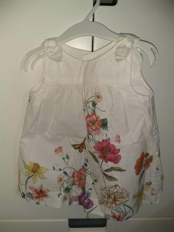 Vestido Zara - 12-18 meses