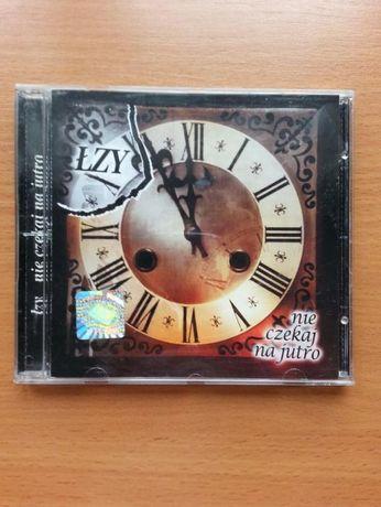 """Łzy """"Nie czekaj na jutro"""" CD"""