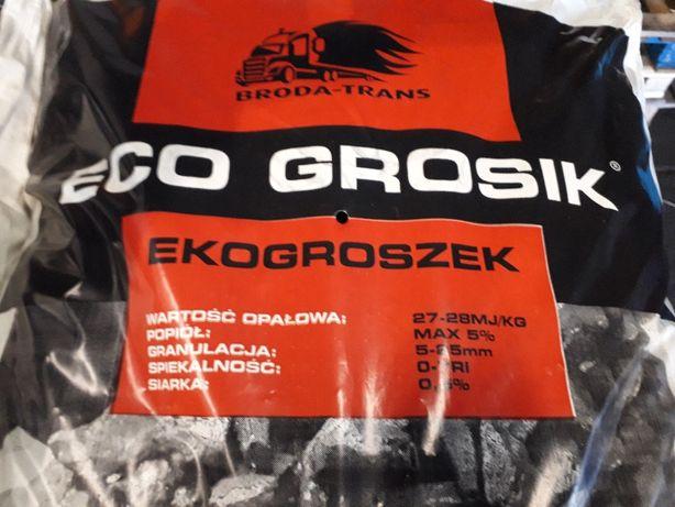 Nowość Ekogroszek ECOGROSIK wysokokaloryczny Wesoła/Chwałowice