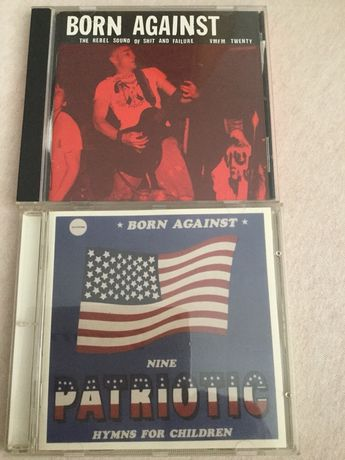 Born against 2 cd. Apatia terror  integrity   youth of today