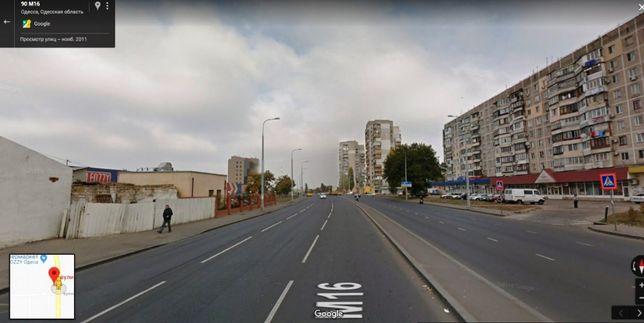 Фасадный участок по Балковской рядом с Фоззи под застройку Без комисси