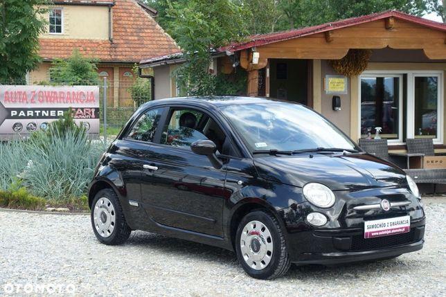 Fiat 500 1.2i 70PS KLIMA / Auto Na Rocznej Gwarancji !! AUTO...