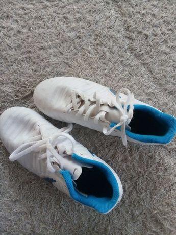 Białe buty piłkarskie nike 38