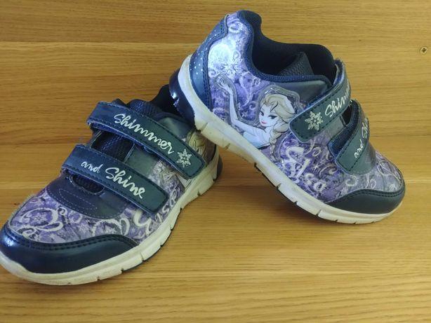 Jak nowe CCC  Elsa buty adidasy dla dziewczynki 30