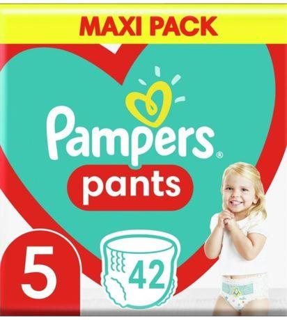 Подгузники-трусики Pampers Pants Размер 5,12-17 кг, 73шт подгузника