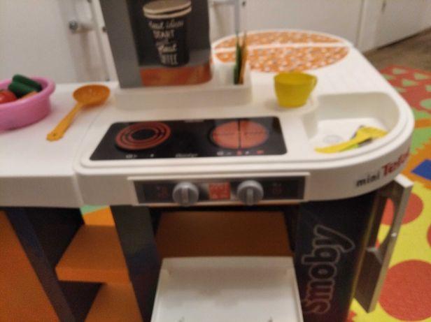 Інтерактивна дитяча кухня Smoby mini Tefal