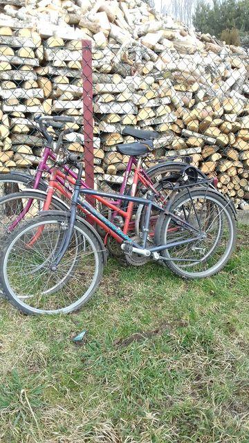 Sprzedam rowery