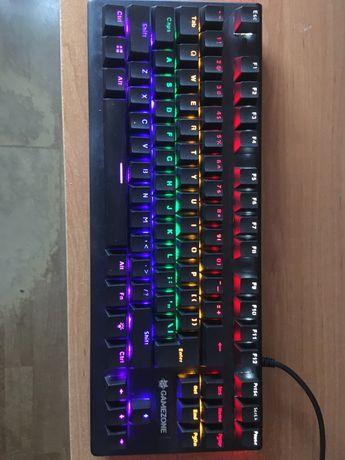 Praktycznie nowa klawiatura mechaniczna gamezone stinger 87